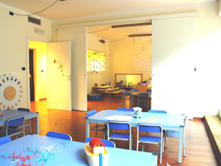 Studio L'AB Landcsape Architecture & Building Дитяча кімнатаLighting
