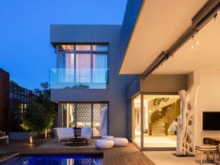 House Shoeman C7 architects 泳池