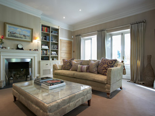 Sitting Room Barkers Interiors Classic style living room