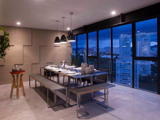 Taller David Dana Arquitectura Modern dining room
