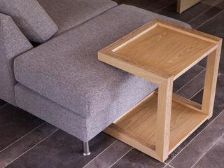 Taller David Dana Arquitectura Living roomSide tables & trays