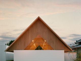 コヤノスミカ ma-style architects ミニマルな 家