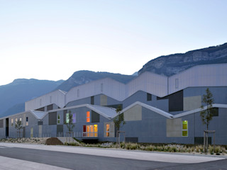 Christian Drevet Architecture Gimnasios domésticos modernos: Ideas, imágenes y decoración