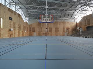 Christian Drevet Architecture Modern gym