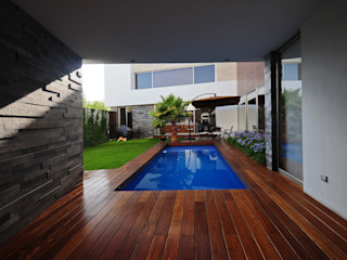 ze|arquitectura Moderne Pools