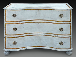 The 'Charleston' chest of drawers Perceval Designs Living roomCupboards & sideboards