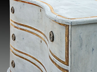 The 'Charleston' chest of drawers Perceval Designs Corridor, hallway & stairsDrawers & shelves