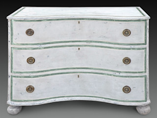 The 'Charleston' chest of drawers Perceval Designs BedroomBedside tables