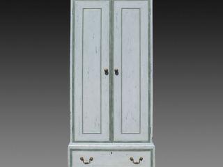 'Painted Wardrobe' Perceval Designs BedroomWardrobes & closets
