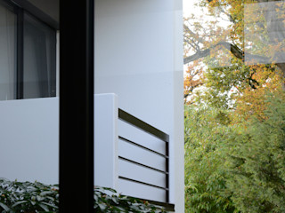 Villa in Freising Herzog-Architektur Moderne Fenster & Türen