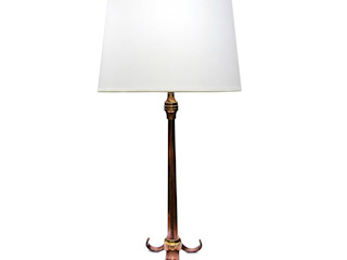 'Arts and Crafts Table Lamp' Perceval Designs BedroomLighting