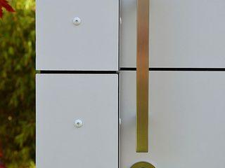 design@garten - Alfred Hart - Design Gartenhaus und Balkonschraenke aus Augsburg JardinAbris de jardin & serres