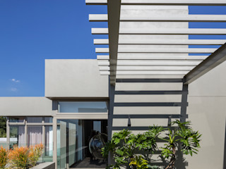 House Shoeman interior C7 architects 露臺