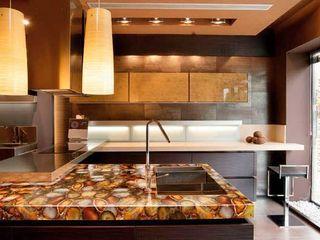 Stonesmiths - Redefining Stoneage КухняСтільниці