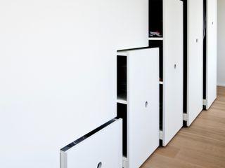 hausbuben architekten gmbh Klasik Giyinme Odası