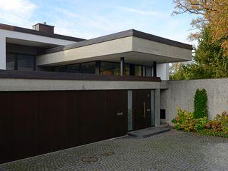 Villa in Freising Herzog-Architektur Moderne Häuser