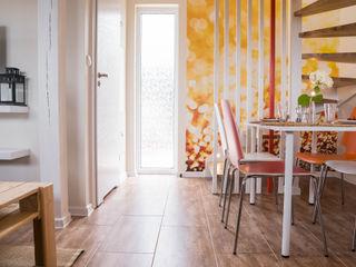 Domki letniskowe inspirowane 4 żywiołami Ewa Weber - Pracownia Projektowa Hotele