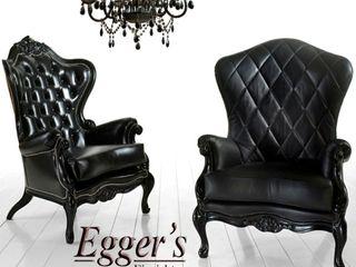 Egger´s Einrichten INETRIOR DESIGN Living roomSofas & armchairs