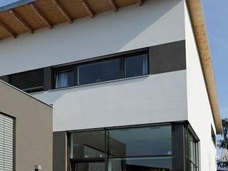 Einfamilienhaus mit Einliegerwohnung in Freising Herzog-Architektur Moderne Häuser