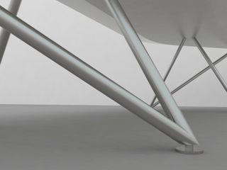 atelier blur / georges hung architecte d.p.l.g. GabineteEscrivaninhas