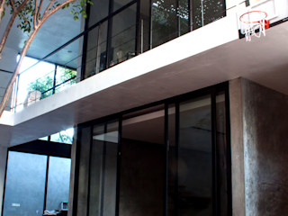 Desnivel Arquitectos 辦公空間與店舖