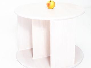 Rolling stepladder Shigeki Yamamoto Living roomSide tables & trays