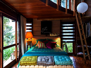 Ferraro Habitat Camera da letto rurale
