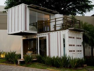 Ferraro Habitat Minimalist houses