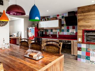 Tikkanen arquitetura 廚房