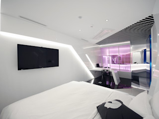 Pure Crystal Seungmo Lim 모던스타일 침실