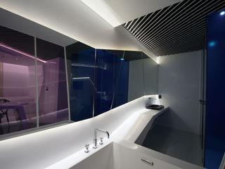 Pure Crystal Seungmo Lim 욕실욕조 및 샤워 시설
