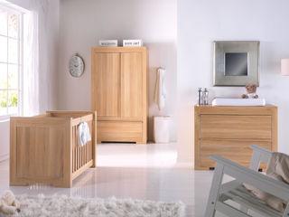 Bretagne Oak Nursery Furniture Set Adorable Tots Дитяча кімнатаЛіжка та дитячі ліжечка
