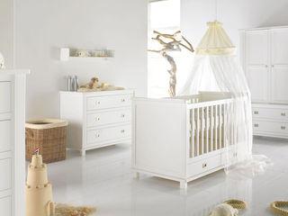 Shakery Nursery Furniture set Adorable Tots Дитяча кімнатаЛіжка та дитячі ліжечка