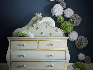 Luxury Nursery Furniture Adorable Tots Дитяча кімнатаЗберігання