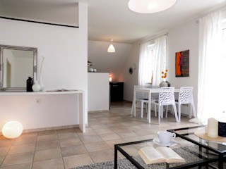 Home Staging - Maisonttewohnung in Dortmund raum² - wir machen wohnen