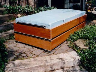 Stapelbett Stapelbetten falk-raum-design-systeme SchlafzimmerBetten und Kopfteile