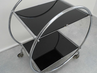 Art Deco Trolley Travers Antiques Living roomSide tables & trays