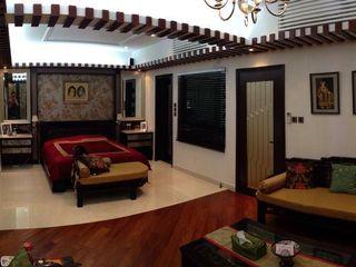 Oui3 International Limited Casas de estilo asiático