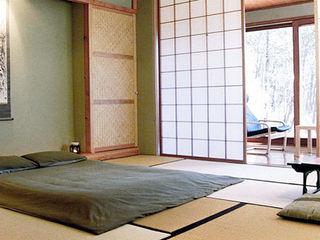 Japanwelt Kamar tidur: Ide desain interior, inspirasi & gambar