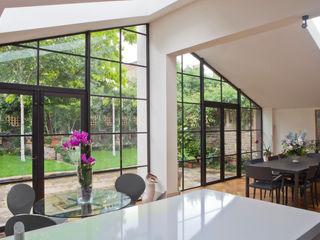 Latest work Architectural Bronze Ltd 窗戶與門窗戶 金屬 Black