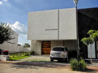 Abraham Cota Paredes Arquitecto Casas de estilo moderno