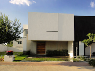 Abraham Cota Paredes Arquitecto Case moderne