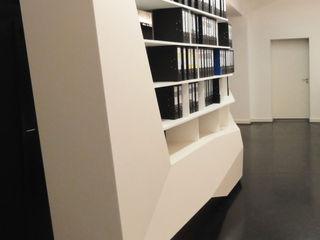 mherweg design Industrial style office buildings