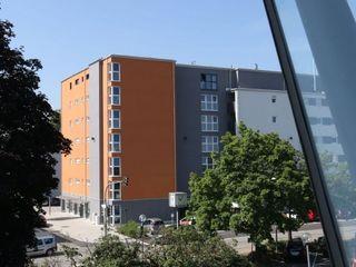 Quartier am Bahnhof in Mühldorf Architekt Namberger Mehrfamilienhaus