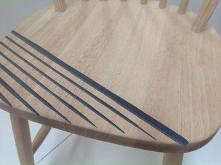 Les 2 chaises mademoiselle fabrique MaisonAccessoires & décoration