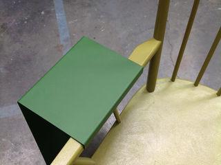 Fauteuil avec tablette mademoiselle fabrique MaisonAccessoires & décoration