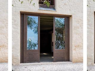 Studio Athesis Puertas y ventanas minimalistas