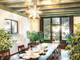 Studio Athesis Salas de jantar minimalistas