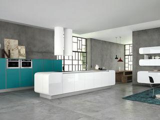 Numero Uno doimo cucine Cucina moderna
