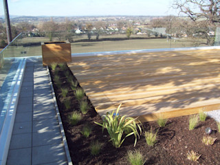 Roof Gardens Unique Landscapes 庭院